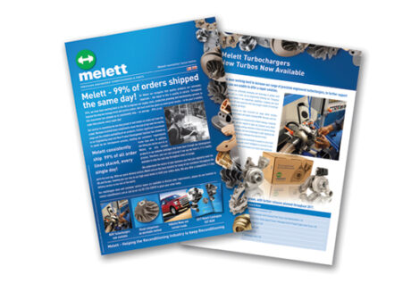 Melett Core tools brochure